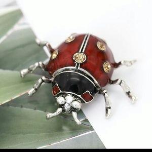 Jewelry - Lovely Ladybug Pin/Brooch